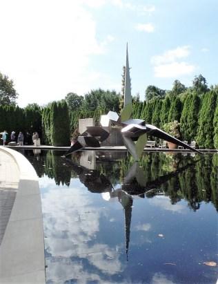 Beasley sculpture