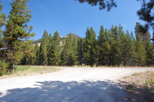Find trail parking for Black Butte between miles 28 and 29. It's much closer to mile 29.