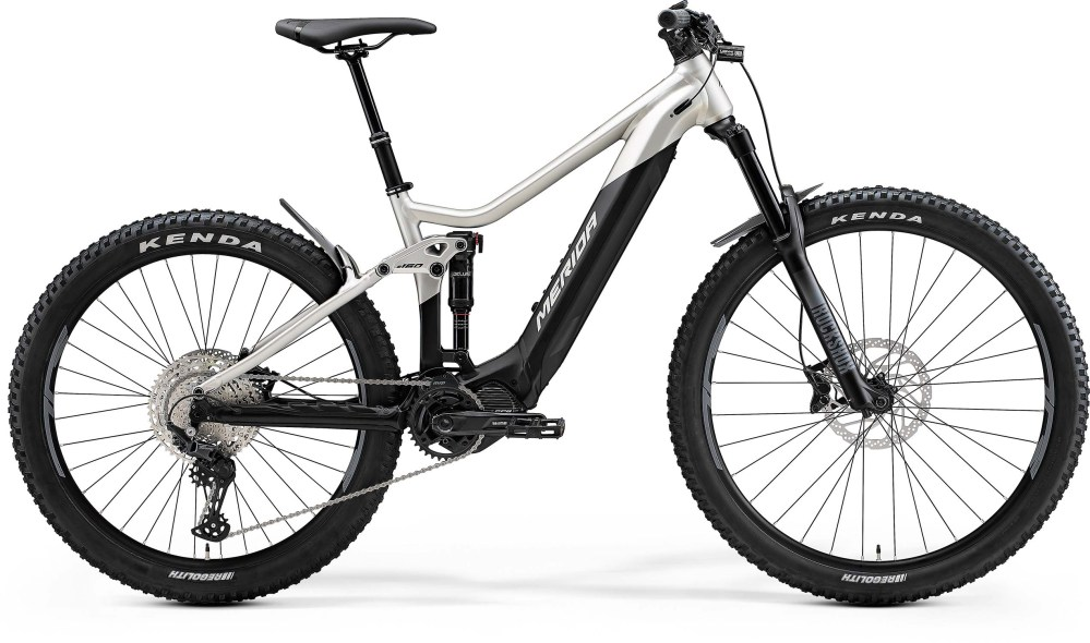 Merida eOne-Sixty 500 Full-suspension eBike