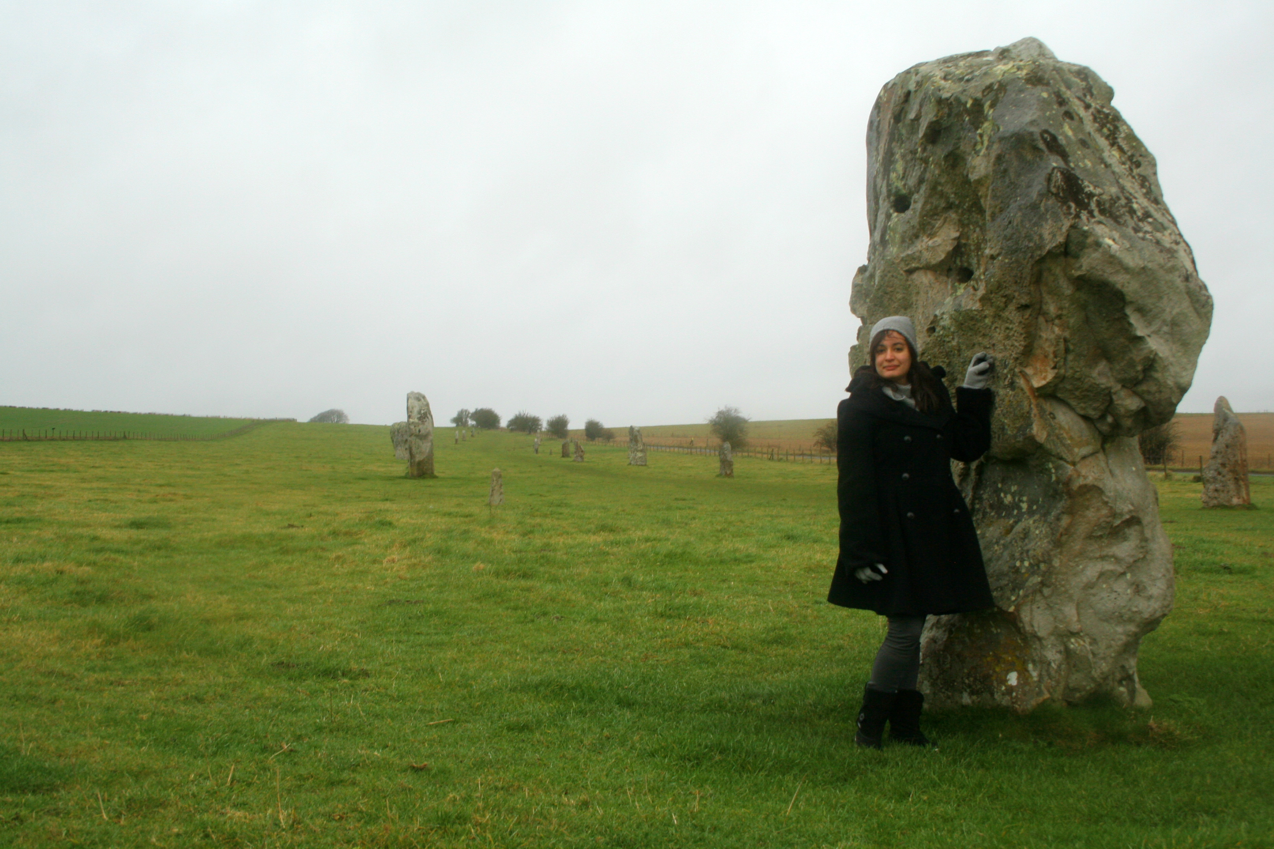 Alien Map or Prehistoric Relic? The Avebury Stone Circle
