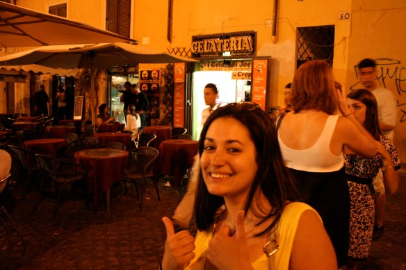 Pub Crawl in Rome
