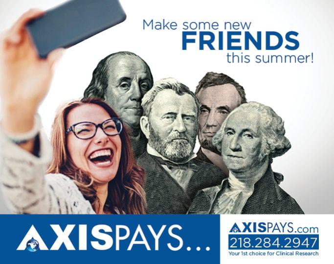 AxisPays | Indoor Billboards | Off The Wall Advertising