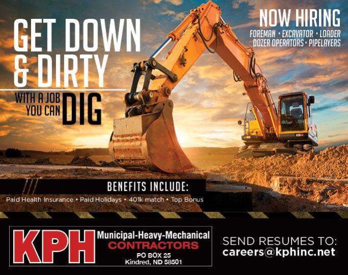 KPH Contractors | Indoor Billboards | Off The Wall Advertising