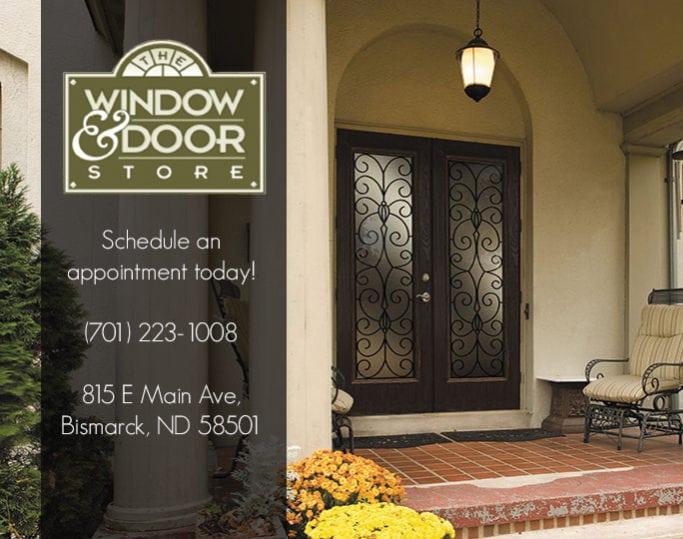 Window & Door Store | Indoor Billboards | Off The Wall Advertising