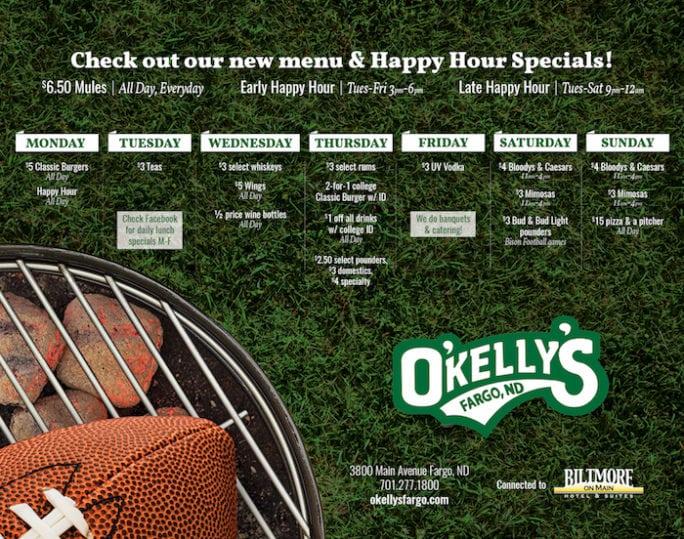 O'Kelly's | Indoor Billboard | Off The Wall Advertising