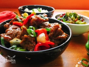 Sweet and Sour Chicken-41