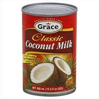 GRACE CARIBBEAN COCONUT MILK
