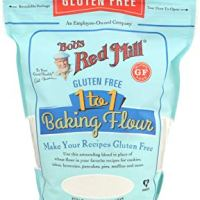 Bobs Red Mill, Baking Flour 1 To 1 Gluten Free