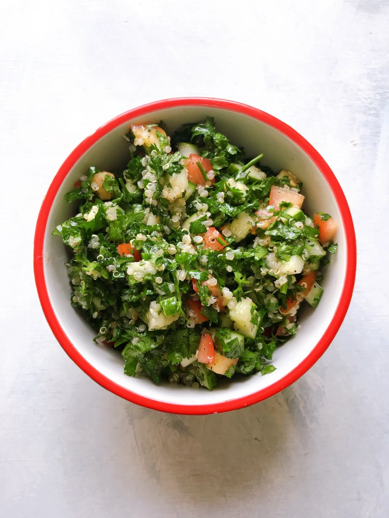 Quinoa Tabouleh