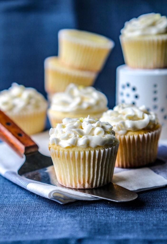 Gluten Free Sponge Cupcakes