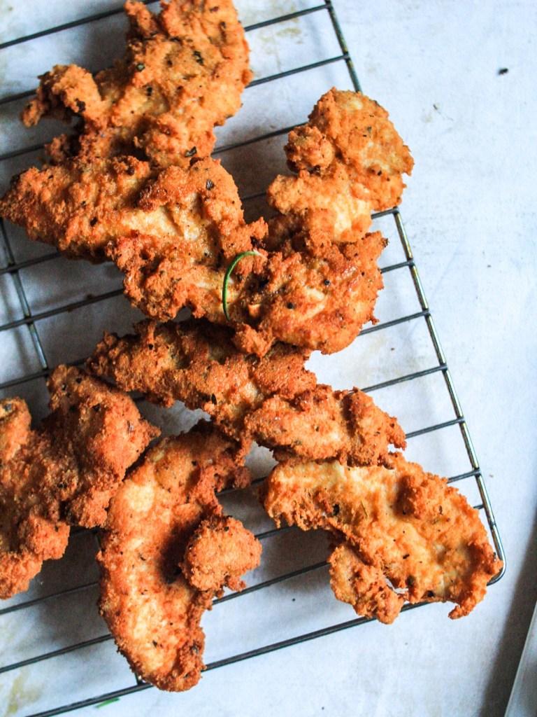 Gluten Free Grain Free Chicken Tenders