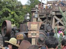 150 minute wait. Yippee.