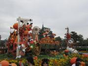 It was neat to see everything decked out for Halloween