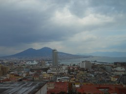 Panorama of Napoli