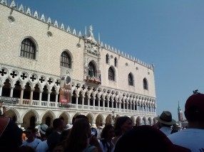 Another view of the Piazza di San Marco.