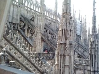 Duomo roof 2