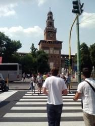 Milano Castello Sforzesco 2