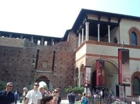 Milano Castello Sforzesco 7