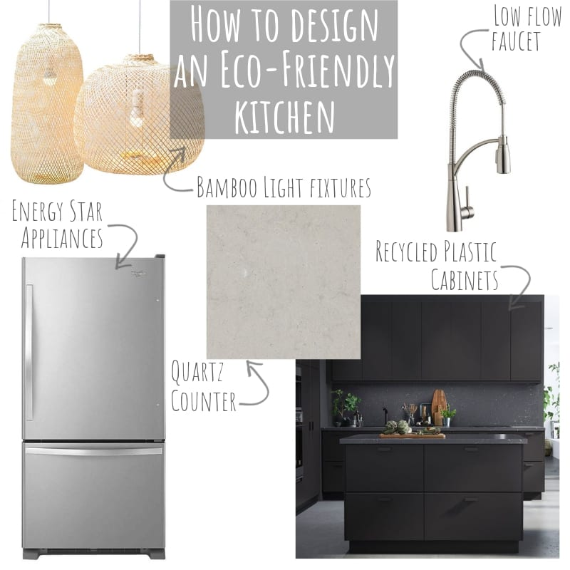How to Design an Eco-Friendly Kitchen – Of Houses and Trees