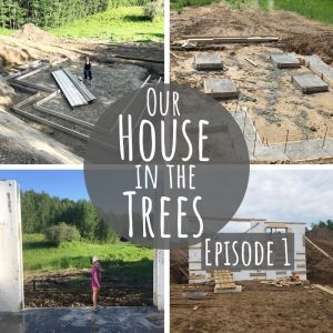 Come along as we follow our dream of building a sustainable home on 40 acres of land in Central Alberta, Canada. In Episode 1, we deal with a ton of rain - but it doesn't dampen our spirits! Plus, I try my best to find eco-friendly finishes for our house in a part of the world not exactly known for eco-friendliness.