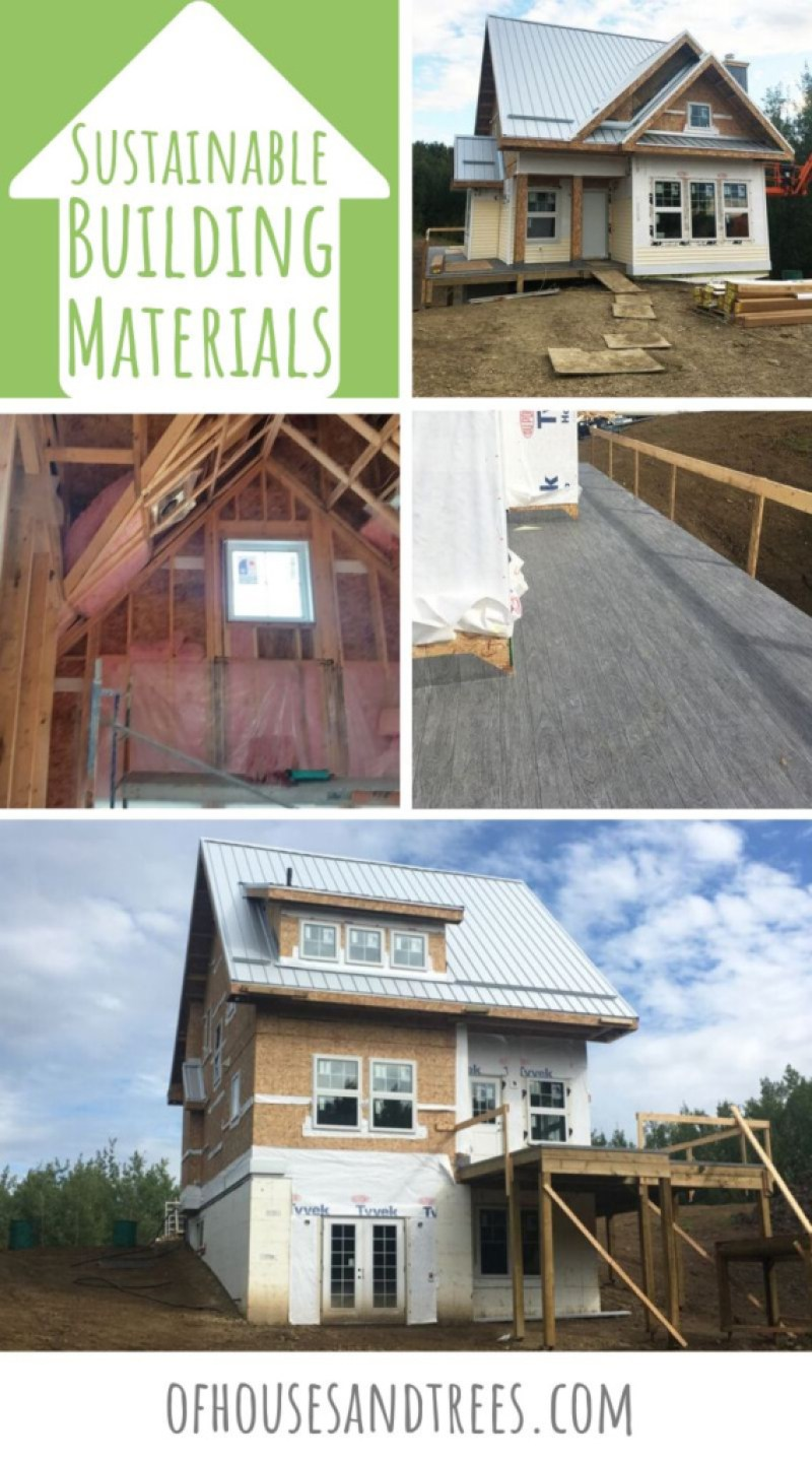 The build of our sustainable home forges onward! Episode three covers the last half of August and includes me fawning over sustainable building materials like our gorgeous steel roof, while also trying to grapple with our decking and siding choices. Plus an appearance from oh-so-fluffy insulation made of recycled content!