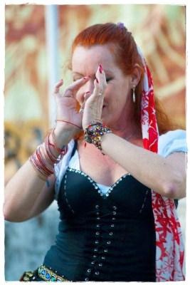 Fotos Samsara - Grupo de Dança Cigana. Imagens de Catherine De Looz - Rubi - autorizadas. (1)