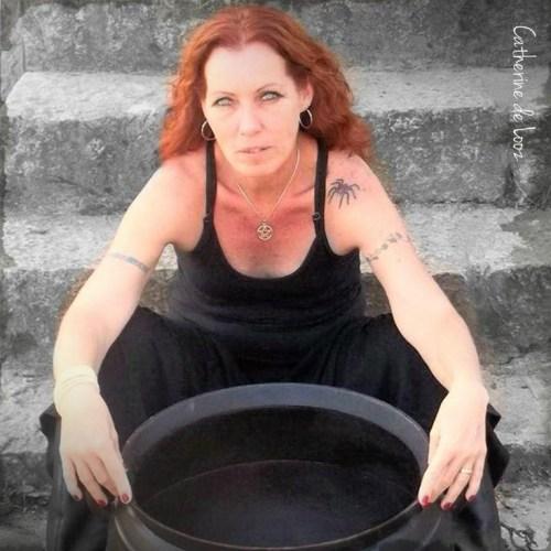 Foto gentilmente cedida por Catherine de Looz, minha amiga cigana. Proibida a reprodução.