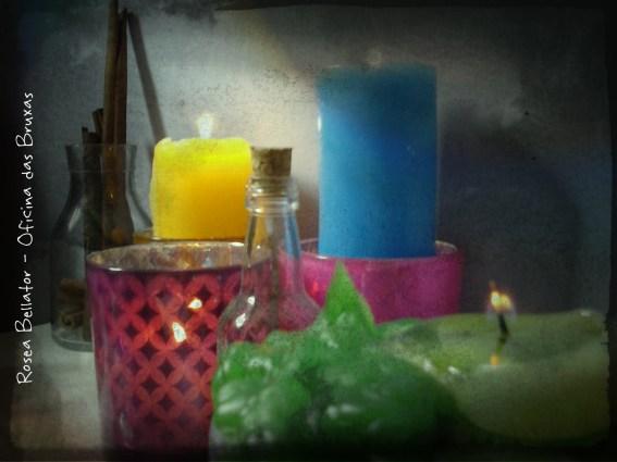 Poção de Vidência para Ritual de contato com os Ancestrais