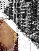 Danae, Gustav Klimt vecina corriéndose bajo el velux en Kowloom. Blog Oficina-de-Latentes.