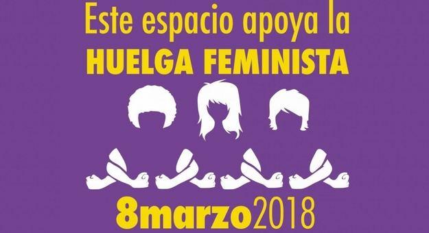 Huelgafeminista_8Marzo