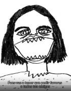 Fotograma de un video de Rocío Quillahuaman