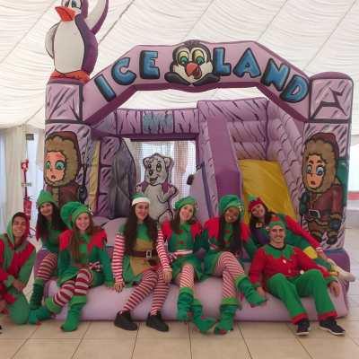 Festas de Natal | Oficina de Sonhos - Animação e Decoração de Eventos Algarve