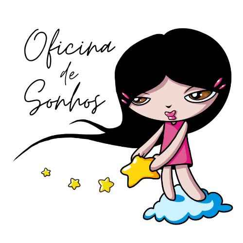 Logotipo | Oficina de Sonhos - Animação e Decoração de Eventos Algarve
