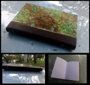 green_nobility_by_ynguer-d56k45qA5 notebook, in leather and paper.