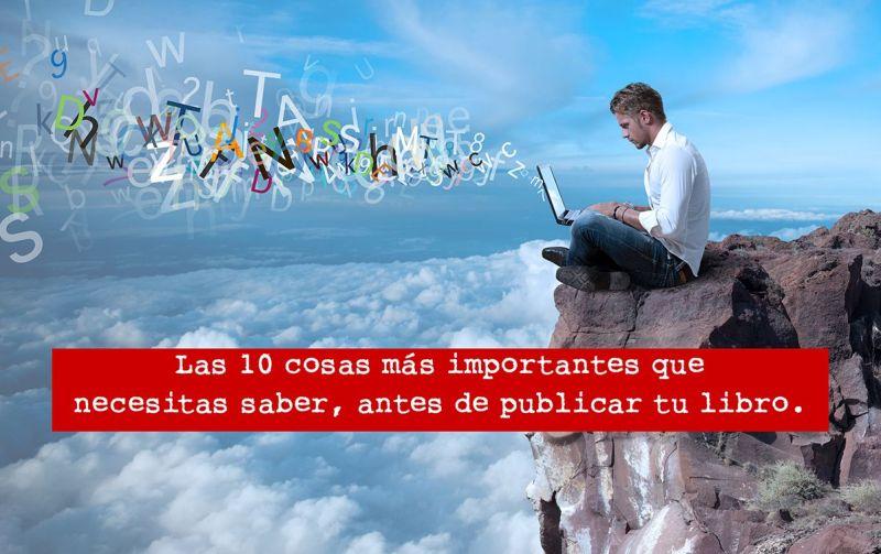 Publicar tu libro