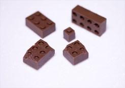 лего шоколад силиконовая форма