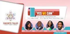 4 Speakers 4 Amazing Stories 1 Purpose