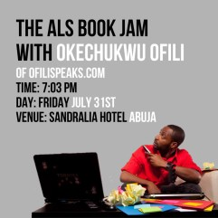 @ofilispeaks Goes To Abuja This Weekend