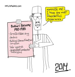 Why I Am Disappointed In #APC And Their Zero #Buhari Debates