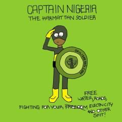 Captain Nigeria To The Rescue