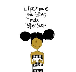 If Life Shows You Pepper…Make Pepper Soup