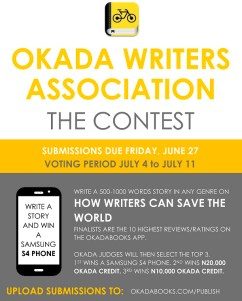 How Writers Can Save The World And Get A Samsung S4