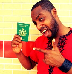 The Day My Nigerian Passport Got Stolen