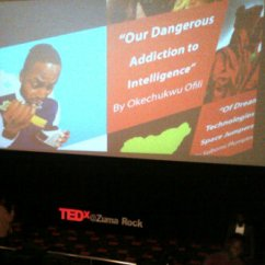 TEDx Video: Our Dangerous Addiction To Intelligence
