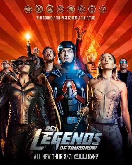 DC Legends / Легендите на утрешния ден – Сезон 3 Епизод 1