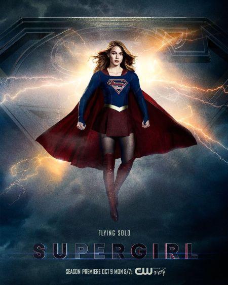 Supergirl / Супергърл – Сезон 3 Епизод 1