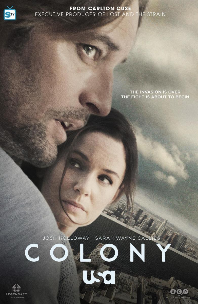 Colony / Колония – Сезон 2