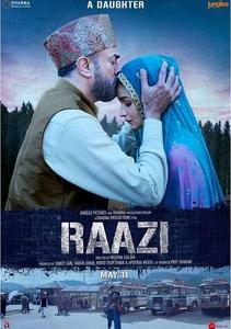 Raazi / Готова за шпионин (2018)