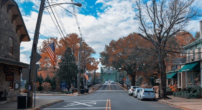 New Hope PA & Lambertville NJ