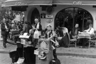 Café La Boheme - David King